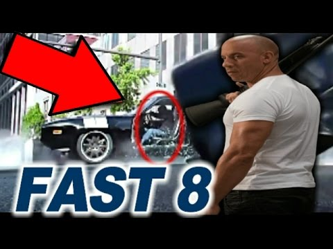 🚘7 MISTAKES in FAST AND FURIOUS 8 TRAILER 2017