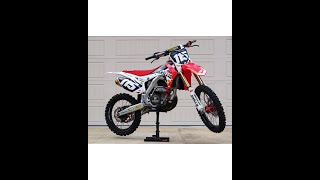 2016 CRF250R EXHAUST/REV LIMITER