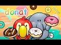 Download Video Lagu Anak Indonesia | Donat 3GP MP4 FLV