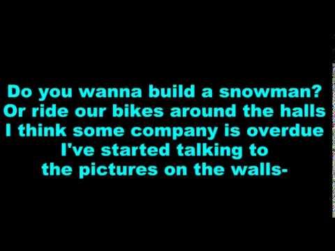 Xxx Mp4 Do You Want To Build A Snowman Music And Lyrics 2014 Disney 39 S Circle Of Stars 3gp Sex