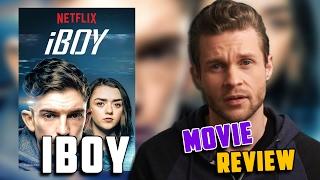 iBOY (2017) Netflix Original Movie Review