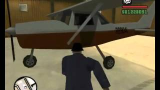 GTA San Andreas - Freefall (Casino Mission #9) Mission Help Walkthrough - download the PC saved-game