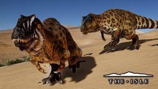 Ambush in the Desert! - The Isle