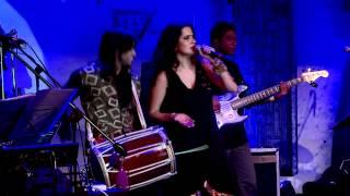 Sona Mohapatra - Duma Dum Mast Kalandar LIVE at Mumbai Literary Festival