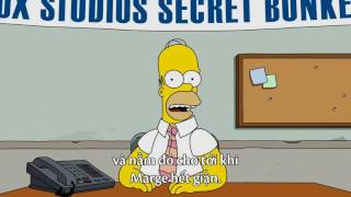 THE SIMPSONS   Homer Live  West Coast