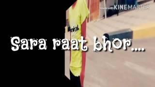 Sara Raat Bhor ft Imran (2016) Bangla New song....By DJ Imran