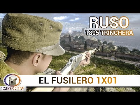 Battlefield 1 El Fusilero Episodio 1