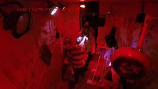 Newberry Haunted House 2016 (cam 1: cafe/meat room)