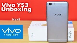 Vivo Y53 Unboxing & Review (Ultra HD Photos) | Hindi