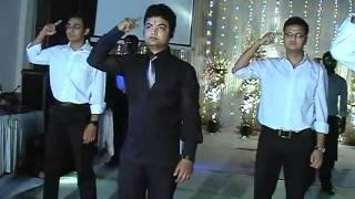 group dance by me.vob...kaaku..harsh agarwal