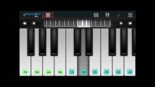 Pashto piano songs a sanama sanama sanama