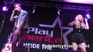 Written in the Stars - The Girl and the Dream Catcher - Dove Cameron and Ryan McCartan - Live