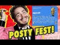 Posty Fest 2019 Lineup to Include Pharrell, Meek Mill, Post Malone and More