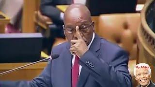 """Jacob Zuma"" - Funny Remix."