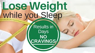 Lose Weight While You Sleep ★ Lose Weight In 7 Days ! Listen Every Night