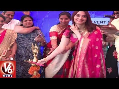 Xxx Mp4 Actress Tamanna Launches Joh Rivaaj Lounge At Chennai Shopping Mall In Hyd V6 News 3gp Sex