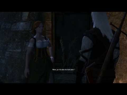 Witcher 1 - Sex with Vesna (French)