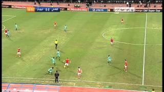 CAF Super Cup Final -- Al Ahly vs Leopards 23-2-2013 1st Half