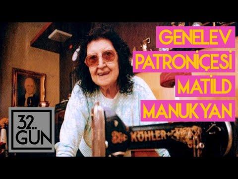Ayşe Arman, Genelev Patroniçesi Matild Manukyan'ın Öyküsünü Anlatıyor   32.Gün Arşiv