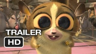 Madly Madagascar DVD Release TRAILER 1 (2013) - Valentines Day Movie HD