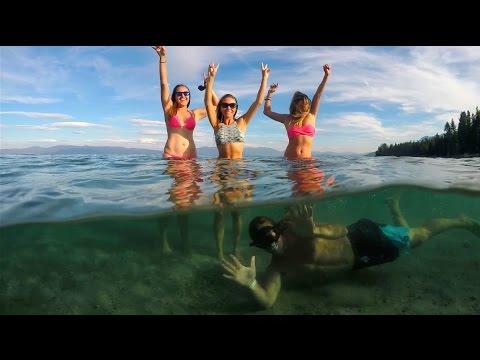 GoPro Hero5 \u0026 Karma Day on Lake Tahoe!