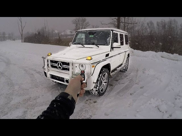Why It Sucks Driving The '17 Mercedes G63 AMG