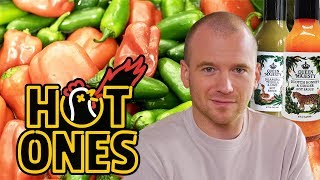 How to Make Hot Sauce | Hot Ones Extra