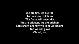 Glow lyrics Ella Henderson
