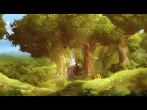 Ori and the Blind Forest playthrough #1: It's Beautiful