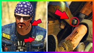 NEW GTA ONLINE DLC HIDDEN FEATURES, SECRET DETAILS & MORE THINGS YOU MISSED FROM GTA 5 BIKERS DLC!
