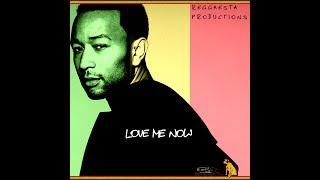 John Legend - Love Me Now (reggae version by Reggaesta)