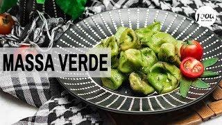 MASSA VERDE | COZINHA FOOD NETWORK