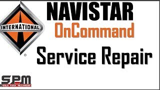 Navistar Oncommand International Truck