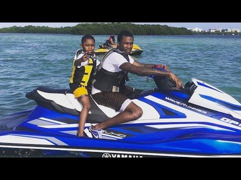 Meek Mill Says He s Keeping The Jet Ski Nicki Minaj Bought Him I Aint Ever Giving It Back