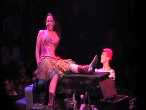 RIFF OF THE DAY: Lindsay Mendez and Telly Leung in Godspell