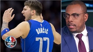 Luka Doncic is more exciting than the Greek Freak – Paul Pierce   After the Buzzer