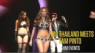 FHM Thailand Meets Sam Pinto!