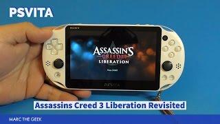 PSVita: Assassin's Creed 3 Liberation Revisited