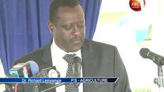 Government says there is no plastic rice in Kenya