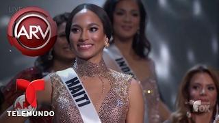 Los mejores momentos de Miss Universo 2017 | Al Rojo Vivo | Telemundo