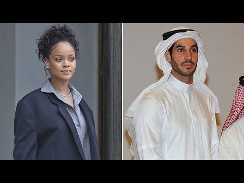 Rihanna    Hassan Jameel  How He's Become The New Leo DiCaprio In Her Lif