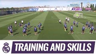 ☀🏃💪 Our final pre-Clásico training session!