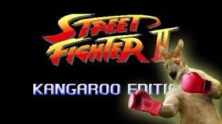 Street Fighter: Kangaroo Edition - Marca Blanca