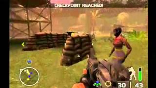 lets play black hawk down team sabre ps2-3