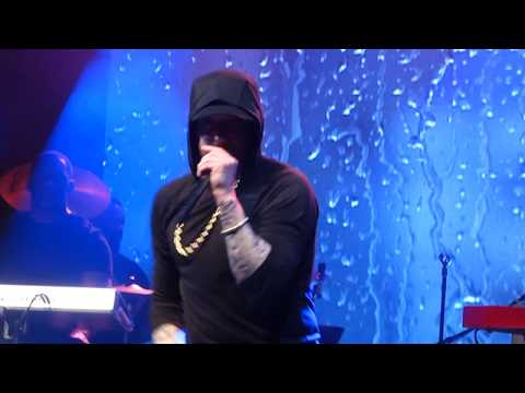 Eminem - River (ft. Ed Sheeran) @ Citi Sound Vault, NYC [1/26/18]
