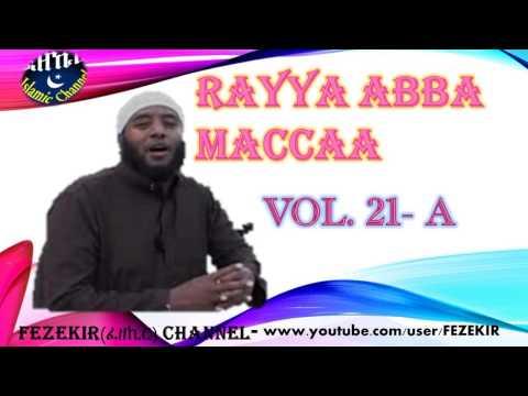 Xxx Mp4 RAYYA ABBA MACCAA Vol 21B Manzuuma Affaan Oromo 3gp Sex