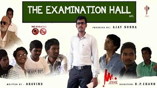 Btech examination Hall || Telugu Comedy Short Film 2014 || 7Hills Channel