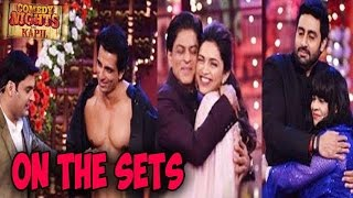 Comedy Nights With Kapil- Happy New Year Team on the show | FULL EPISODE