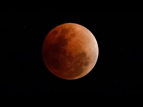 Xxx Mp4 Watch Live NASA Shows The Blood Moon From Different Countries All Over The World 3gp Sex