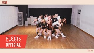PRISTIN 'WEE WOO' Dance Practice Right Answer Ver.
